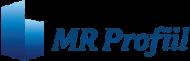 MR Profiil logo - MR Profiil on spetsialiseerunud klaas- alumiinium avatäidete, uste, akende tootmisele ja paigaldusele nii Eestis, kui ka välismaal.