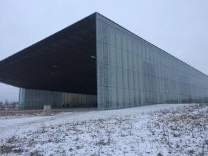 Completed work - Estonian National Museum 6 - MR Profiil