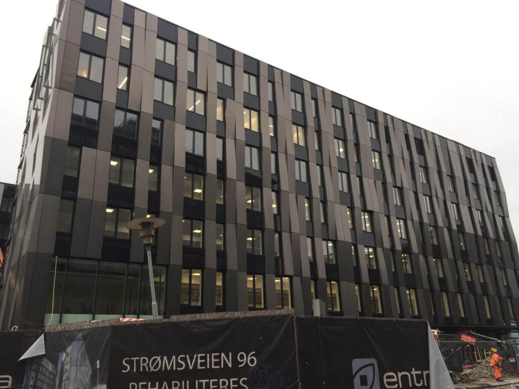 Tehtud tööd - Stromsveien 96, Oslo, Norra - MR Profiil