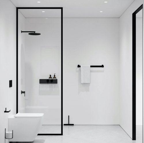 Shower corners - MR Profiil