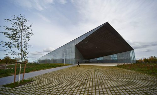 Completed work - Estonian National Museum - MR Profiil