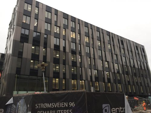 Completed work - Stromsveien 96, Oslo, Norway - MR Profiil